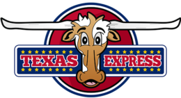 texas express car wash logo